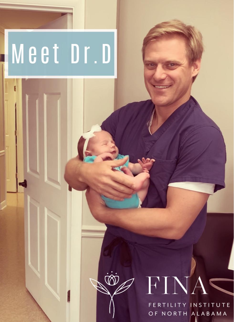 Meet Dr. D!