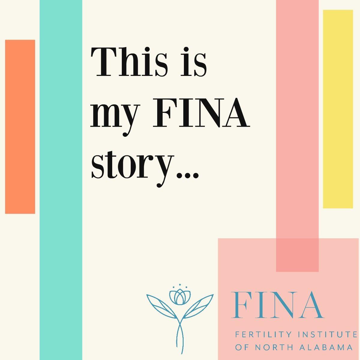 My FINA Story💕